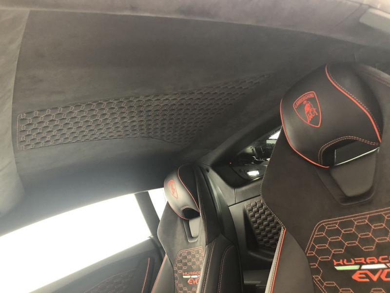 Photo 43 de l'offre de LAMBORGHINI HURACAN LP 640-4 EVO à 259900€ chez SAD Plus