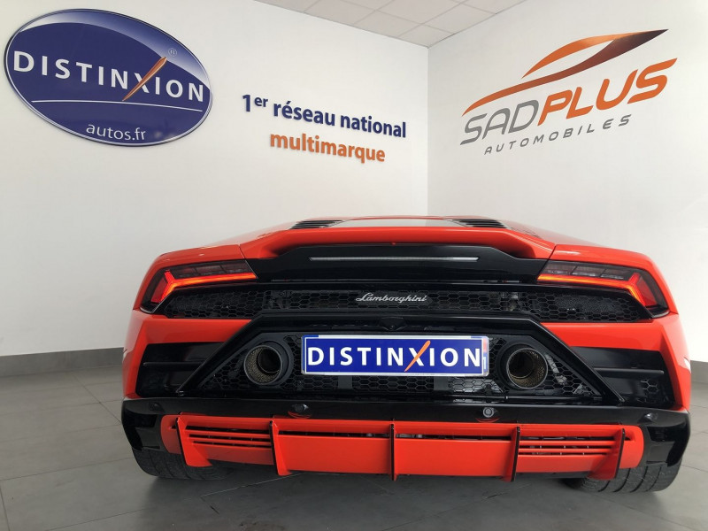 Photo 49 de l'offre de LAMBORGHINI HURACAN LP 640-4 EVO à 259900€ chez SAD Plus