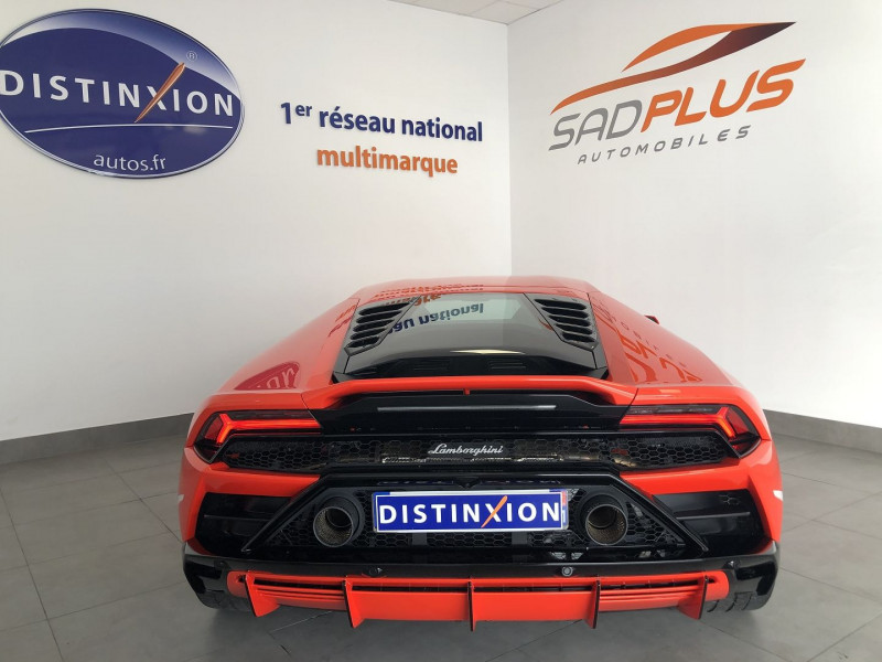 Photo 50 de l'offre de LAMBORGHINI HURACAN LP 640-4 EVO à 259900€ chez SAD Plus