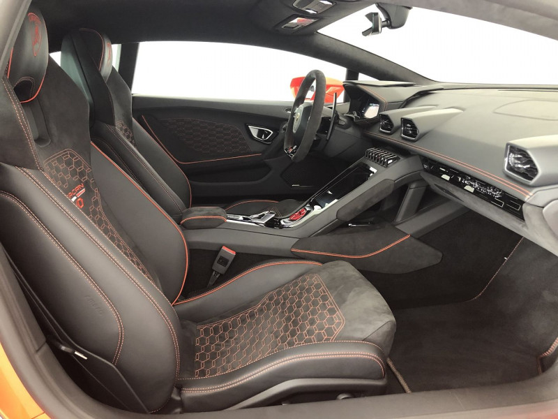 Photo 4 de l'offre de LAMBORGHINI HURACAN LP 640-4 EVO à 259900€ chez SAD Plus