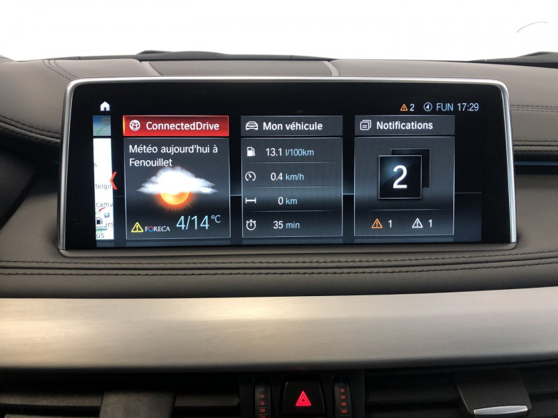 Photo 19 de l'offre de BMW X6 (F16) XDRIVE 40DA 313CH M SPORT 2018 à 54990€ chez SAD Plus