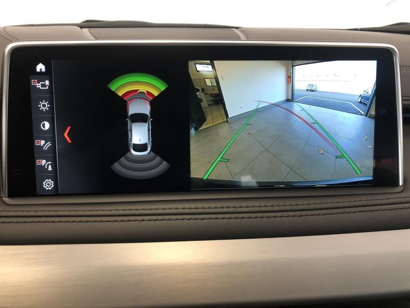 Photo 17 de l'offre de BMW X6 (F16) XDRIVE 40DA 313CH M SPORT 2018 à 54990€ chez SAD Plus