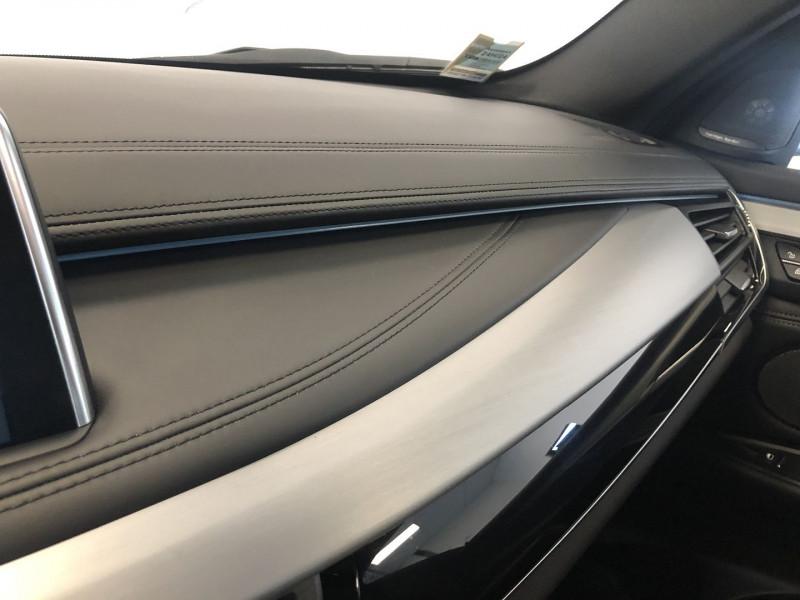 Photo 23 de l'offre de BMW X6 (F16) XDRIVE 40DA 313CH M SPORT 2018 à 54990€ chez SAD Plus