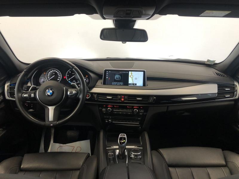 Photo 5 de l'offre de BMW X6 (F16) XDRIVE 40DA 313CH M SPORT 2018 à 54990€ chez SAD Plus