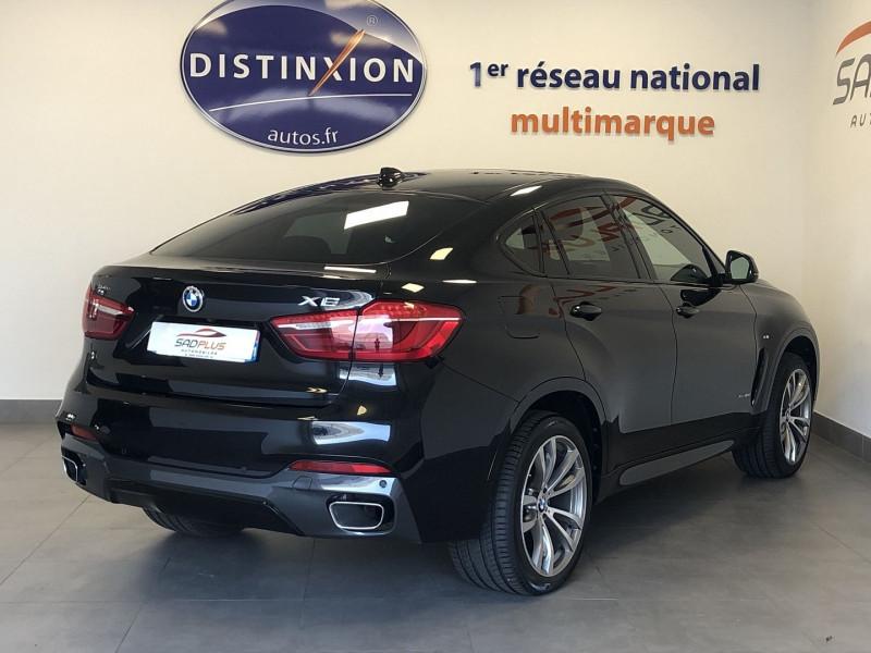 Photo 2 de l'offre de BMW X6 (F16) XDRIVE 40DA 313CH M SPORT 2018 à 54990€ chez SAD Plus