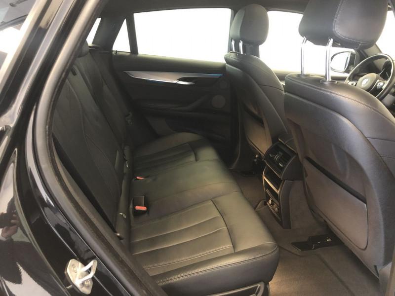 Photo 4 de l'offre de BMW X6 (F16) XDRIVE 40DA 313CH M SPORT 2018 à 54990€ chez SAD Plus