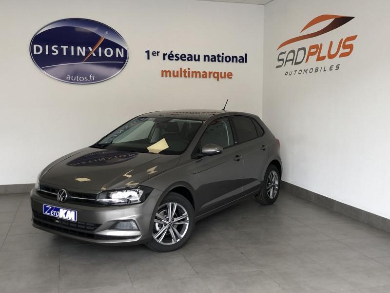 Volkswagen POLO 1.0 TSI 95CH UNITED Essence GRIS LIMESTONE Occasion à vendre