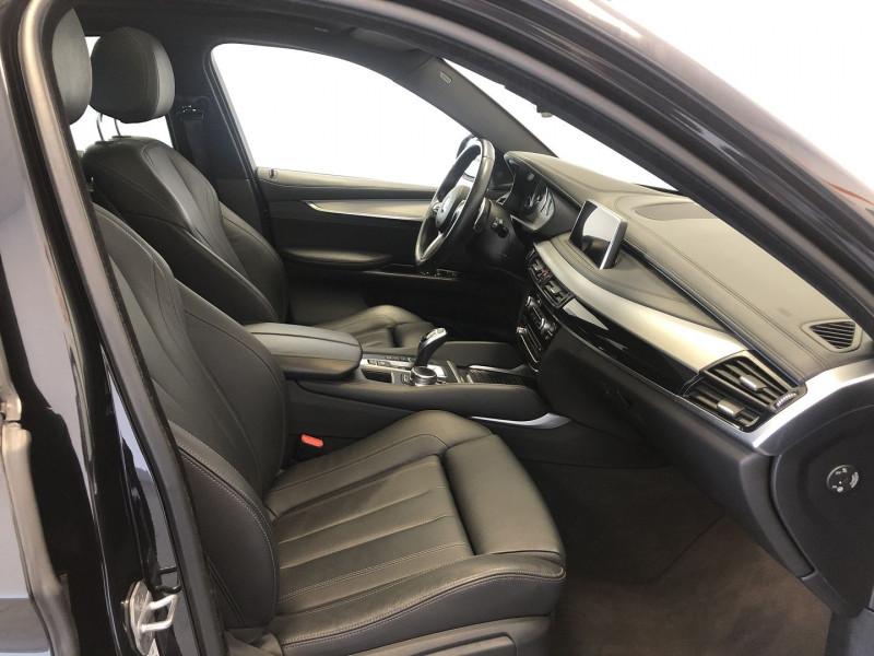 Photo 3 de l'offre de BMW X6 (F16) XDRIVE 40DA 313CH M SPORT 2018 à 54990€ chez SAD Plus