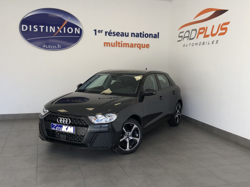 Audi A1 SPORTBACK 25 TFSI 95CH ADVANCED Essence GRIS Occasion à vendre