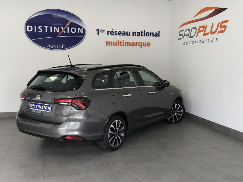 Photo 2 de l'offre de FIAT TIPO SW 1.6 MULTIJET 120CH LOUNGE S/S à 13990€ chez SAD Plus