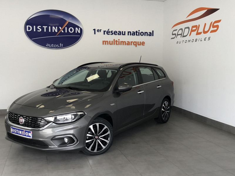 Photo 1 de l'offre de FIAT TIPO SW 1.6 MULTIJET 120CH LOUNGE S/S à 13990€ chez SAD Plus