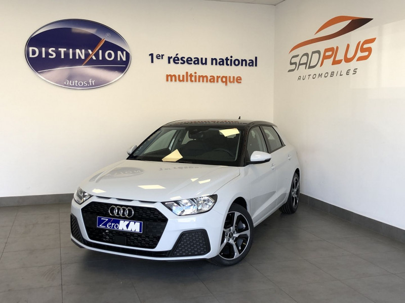 Audi A1 SPORTBACK 25 TFSI 95CH ADVANCED Essence BLANC Occasion à vendre