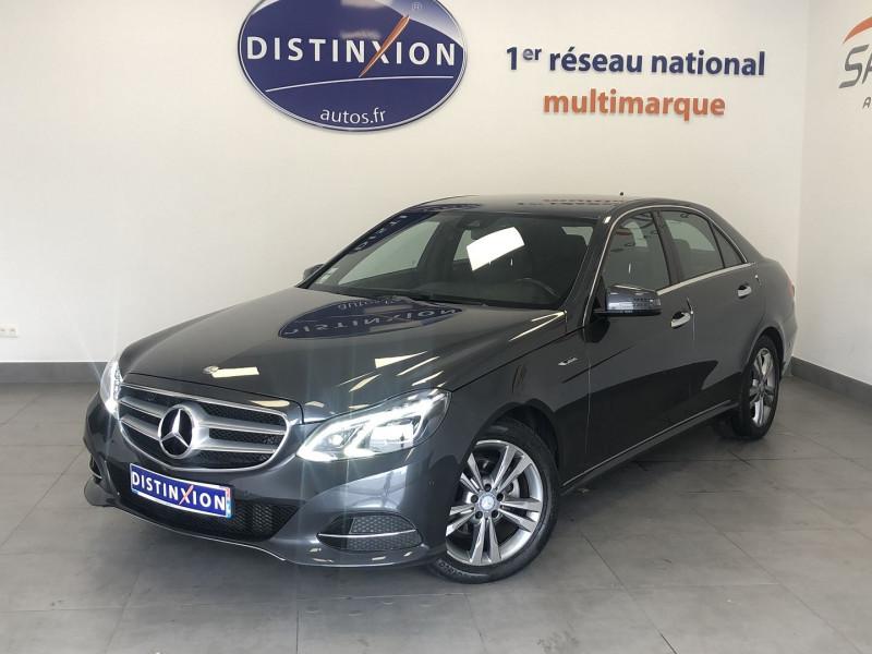 Mercedes-Benz CLASSE E 220 BLUETEC EXECUTIVE 9G-TRONIC Diesel GRIS F Occasion à vendre