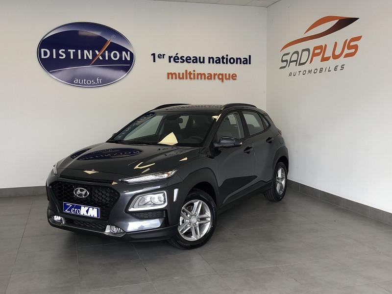Hyundai KONA 1.6 CRDI 115CH INTUITIVE Diesel GRIS Occasion à vendre