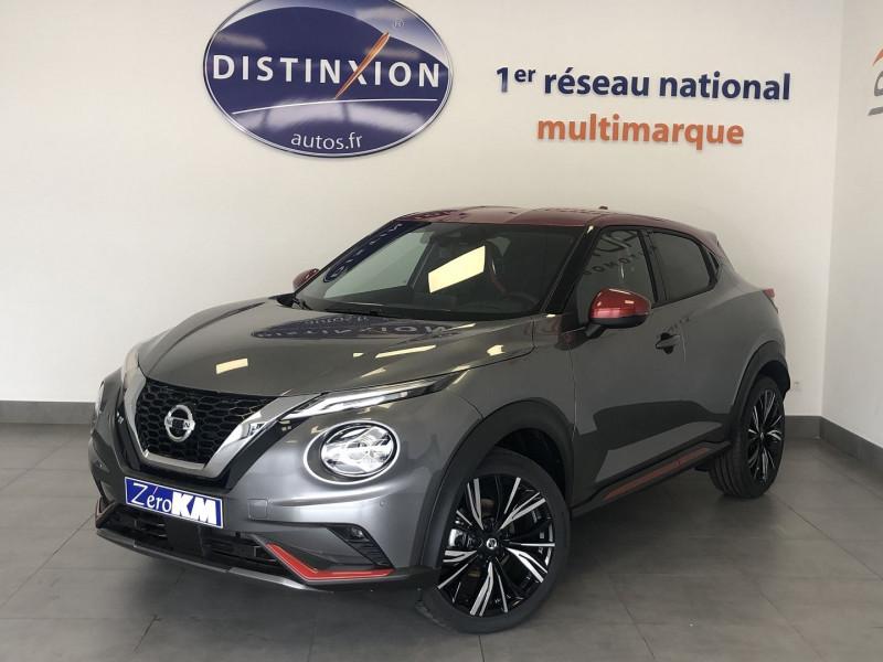 Nissan JUKE 1.0 DIG-T 117CH N-DESIGN 2021 Essence GRIS Occasion à vendre