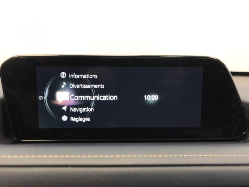Photo 6 de l'offre de MAZDA CX-30 2.0 SKYACTIV-X M-HYBRID 180CH BUSINESS EXECUTIVE à 28990€ chez SAD Plus