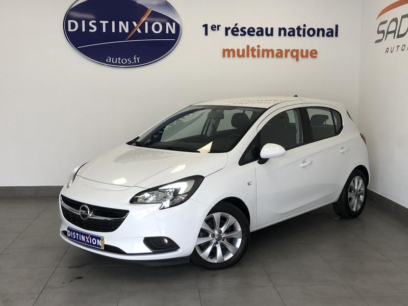 Opel CORSA 1.3 CDTI 95CH ECOTEC EDITION START/STOP 5P Diesel BLANC Occasion à vendre