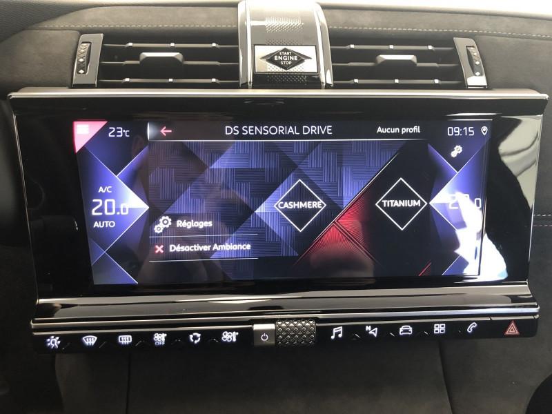Photo 6 de l'offre de DS DS 7 CROSSBACK BLUEHDI 130CH PERFORMANCE LINE AUTOMATIQUE à 35990€ chez SAD Plus