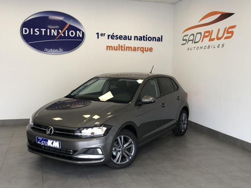 Volkswagen POLO 1.0 TSI 95CH UNITED DSG7 EURO6D-T Essence GRIS Occasion à vendre