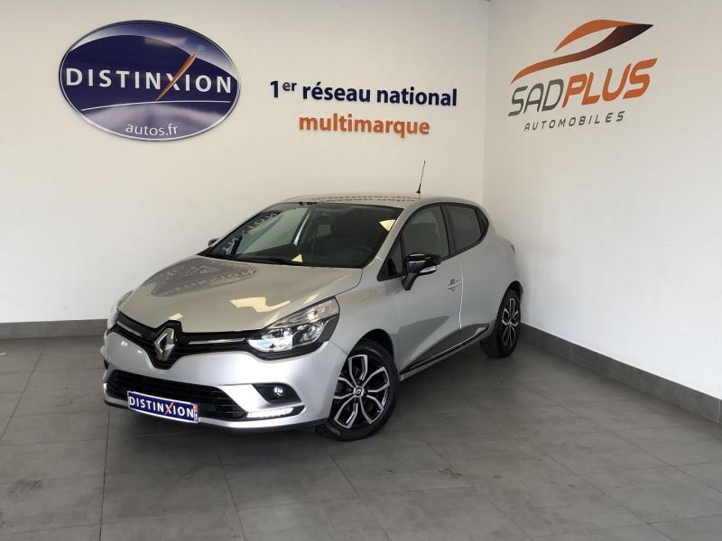 Renault CLIO IV 0.9 TCE 90CH LIMITED 5P Essence GRIS Occasion à vendre