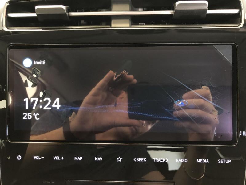 Photo 6 de l'offre de HYUNDAI TUCSON 1.6 T-GDI 265CH PHEV HTRAC BUSINESS BVA6 à 39990€ chez SAD Plus