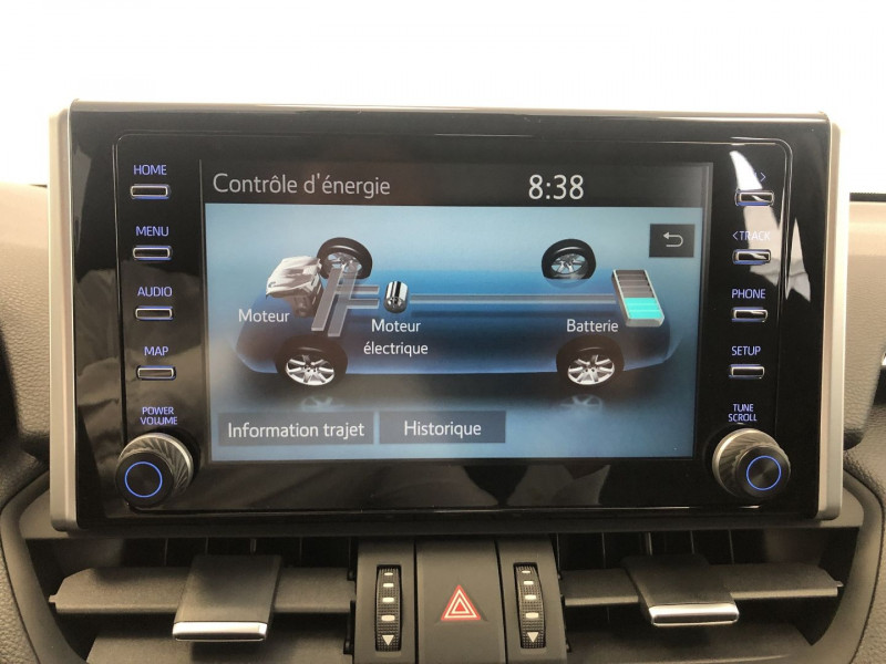 Photo 18 de l'offre de TOYOTA RAV4 HYBRIDE 218CH DYNAMIC 2WD MY20 à 35680€ chez SAD Plus