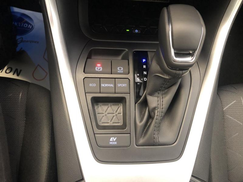 Photo 15 de l'offre de TOYOTA RAV4 HYBRIDE 218CH DYNAMIC 2WD MY20 à 35680€ chez SAD Plus