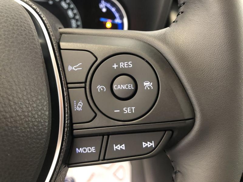 Photo 13 de l'offre de TOYOTA RAV4 HYBRIDE 218CH DYNAMIC 2WD MY20 à 35680€ chez SAD Plus