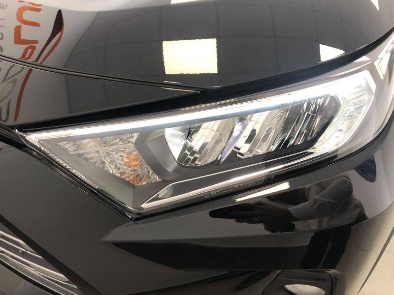 Photo 24 de l'offre de TOYOTA RAV4 HYBRIDE 218CH DYNAMIC 2WD MY20 à 35680€ chez SAD Plus