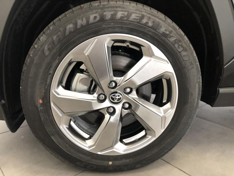Photo 25 de l'offre de TOYOTA RAV4 HYBRIDE 218CH DYNAMIC 2WD MY20 à 35680€ chez SAD Plus