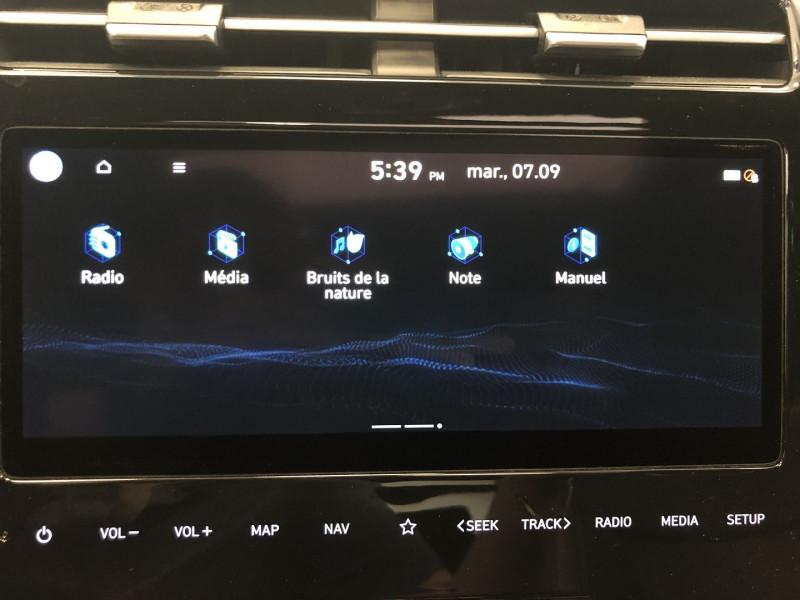 Photo 13 de l'offre de HYUNDAI TUCSON 1.6 T-GDI 265CH PHEV HTRAC EXECUTIVE BVA6 à 43990€ chez SAD Plus
