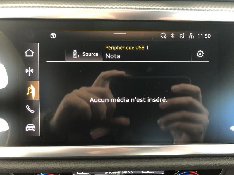 Photo 8 de l'offre de AUDI Q3 SPORTBACK 35 TDI 150CH S LINE S TRONIC 7 à 46990€ chez SAD Plus
