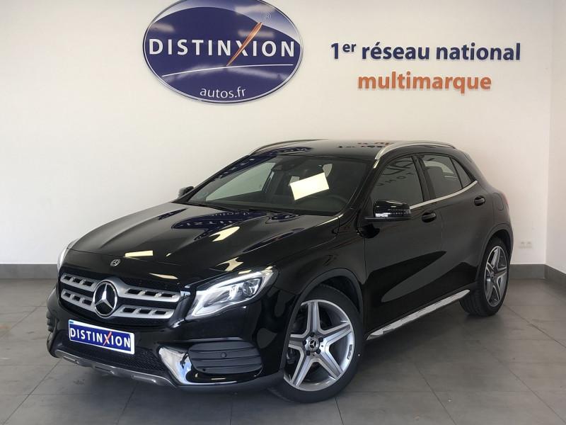 Mercedes-Benz CLASSE GLA (X156) 180 122CH SPORT EDITION AMG 7G-DCT EURO6D-T Essence NOIR Occasion à vendre