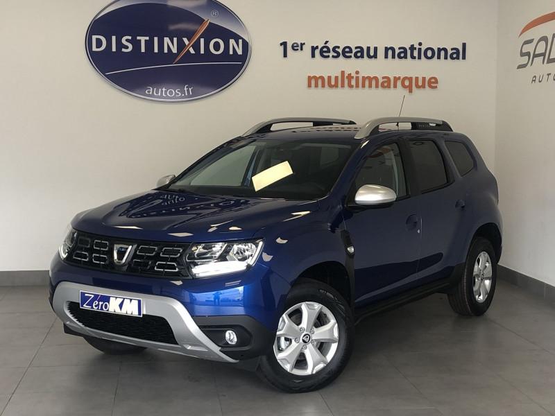 Dacia DUSTER 1.0 ECO-G 100CH CONFORT 4X2 - E6U GPL BLEU Occasion à vendre