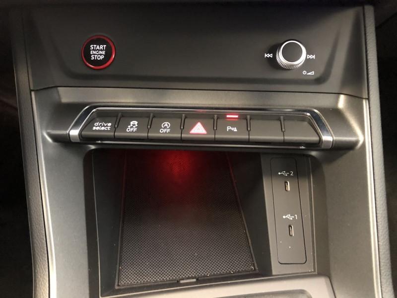 Photo 19 de l'offre de AUDI RS Q3 SPB 2.5 TFSI 400CH QUATTRO S TRONIC 7 28CV à 104990€ chez SAD Plus