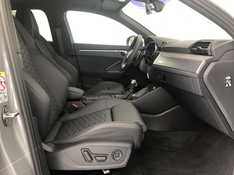 Photo 5 de l'offre de AUDI RS Q3 SPB 2.5 TFSI 400CH QUATTRO S TRONIC 7 28CV à 104990€ chez SAD Plus