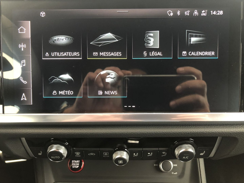 Photo 17 de l'offre de AUDI RS Q3 SPB 2.5 TFSI 400CH QUATTRO S TRONIC 7 28CV à 104990€ chez SAD Plus