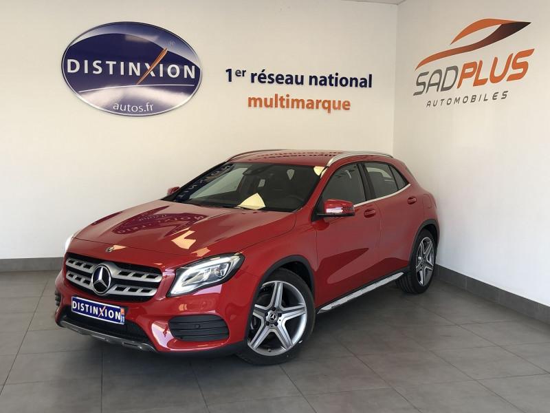 Mercedes-Benz CLASSE GLA (X156) 180 122CH SPORT EDITION 7G-DCT EURO6D-T Essence ROUGE Occasion à vendre