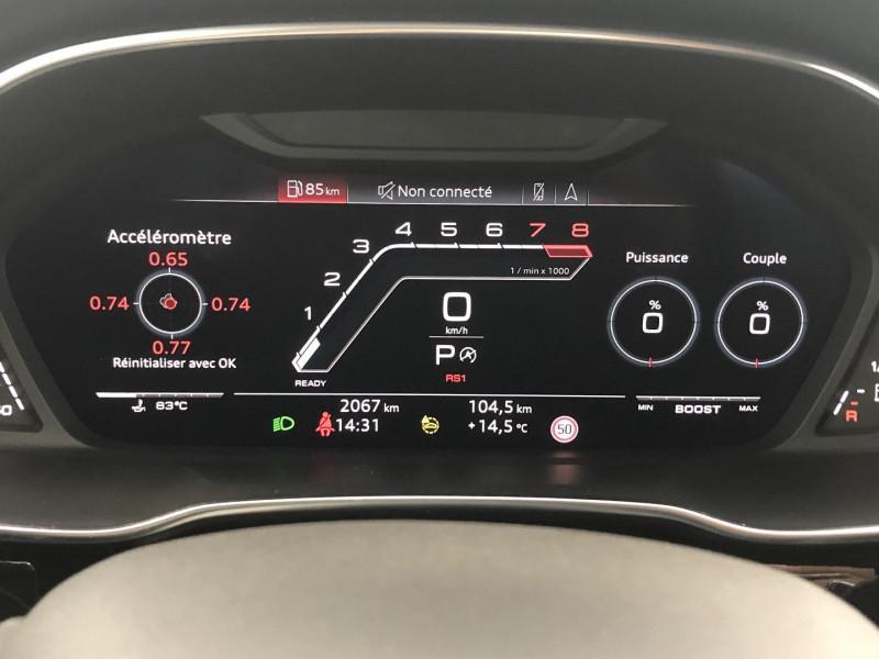 Photo 28 de l'offre de AUDI RS Q3 SPB 2.5 TFSI 400CH QUATTRO S TRONIC 7 28CV à 104990€ chez SAD Plus