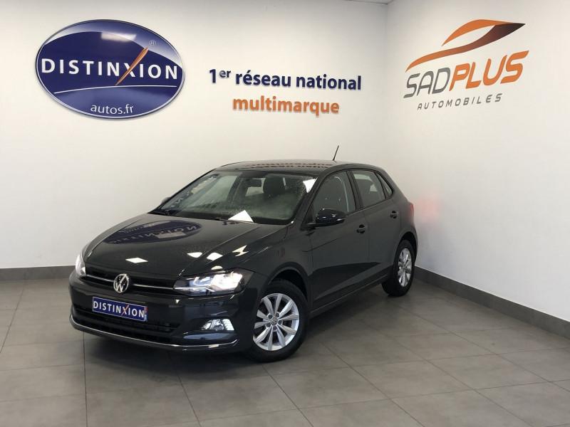 Volkswagen POLO 1.6 TDI 95CH CONFORTLINE Diesel GRIS Occasion à vendre