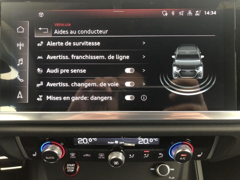 Photo 33 de l'offre de AUDI RS Q3 SPB 2.5 TFSI 400CH QUATTRO S TRONIC 7 28CV à 104990€ chez SAD Plus