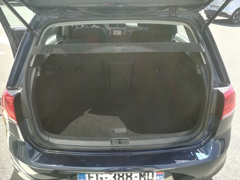 Photo 9 de l'offre de VOLKSWAGEN GOLF VII 1.6 TDI 110CH BLUEMOTION TECHNOLOGY FAP CONFORTLINE BUSINESS 5P à 12990€ chez Automobiles Services