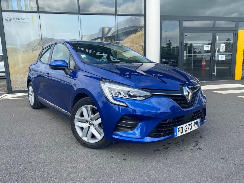 Photo 4 de l'offre de RENAULT CLIO V 1.5 BLUE DCI 85CH BUSINESS à 13990€ chez Automobiles Services