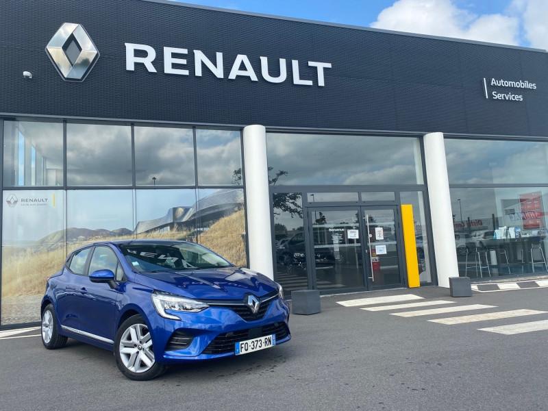 Photo 1 de l'offre de RENAULT CLIO V 1.5 BLUE DCI 85CH BUSINESS à 13990€ chez Automobiles Services