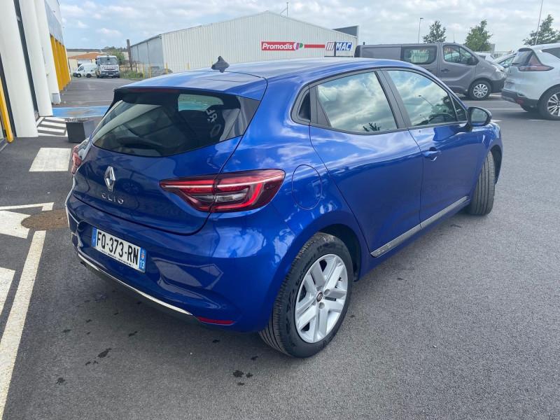 Photo 6 de l'offre de RENAULT CLIO V 1.5 BLUE DCI 85CH BUSINESS à 13990€ chez Automobiles Services