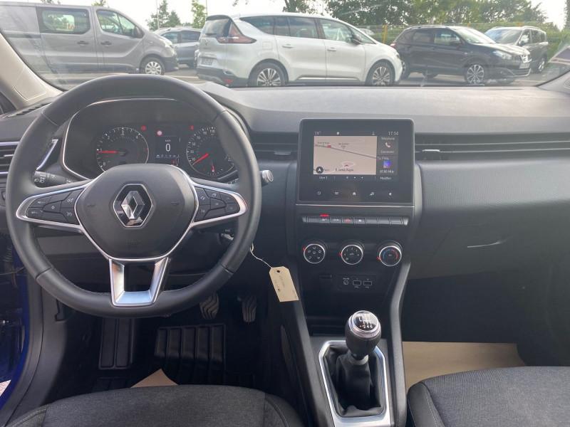 Photo 3 de l'offre de RENAULT CLIO V 1.5 BLUE DCI 85CH BUSINESS à 13990€ chez Automobiles Services