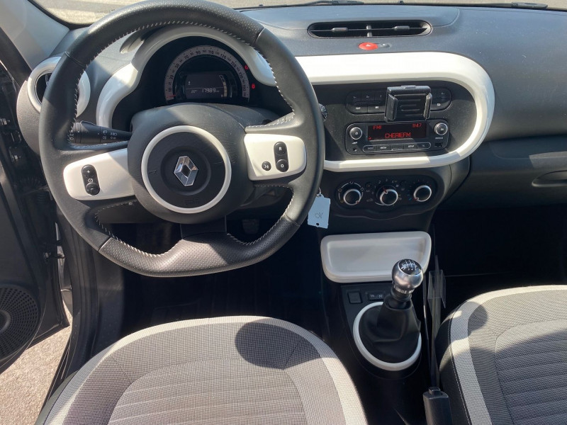 Photo 7 de l'offre de RENAULT TWINGO III 0.9 TCE 90CH ENERGY INTENS à 8990€ chez Automobiles Services
