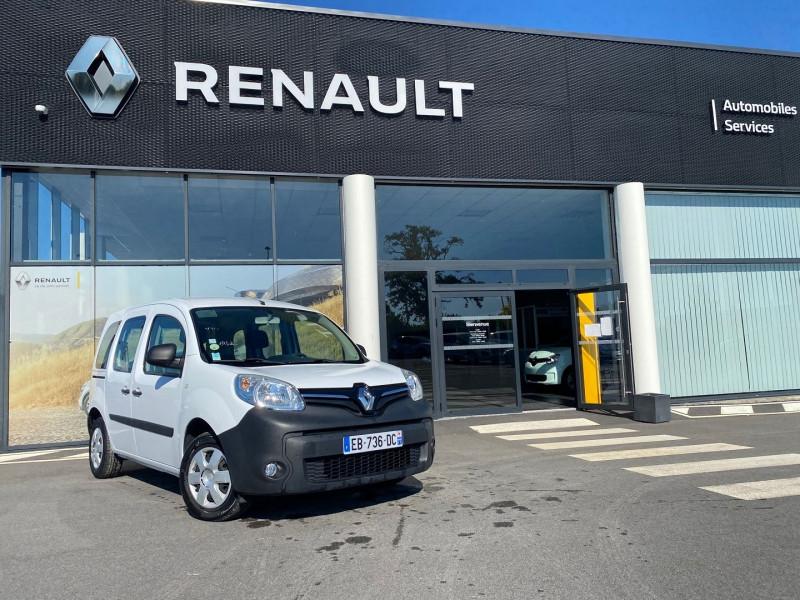 Photo 1 de l'offre de RENAULT KANGOO II 1.5 DCI 90CH ENERGY ZEN FT EURO6 à 14790€ chez Automobiles Services