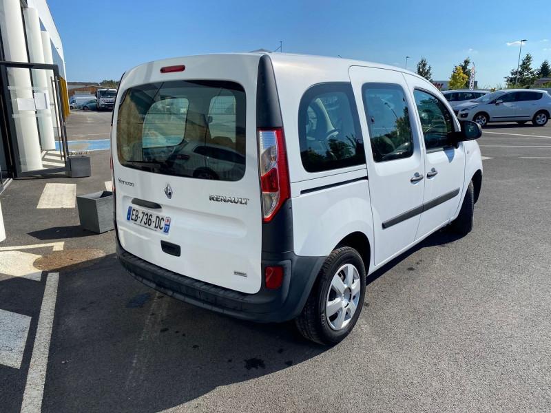 Photo 6 de l'offre de RENAULT KANGOO II 1.5 DCI 90CH ENERGY ZEN FT EURO6 à 14790€ chez Automobiles Services