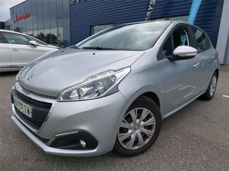 Peugeot 208 1.6 BLUEHDI 75CH  ACTIVE BUSINESS S&S 5P Diesel GRIS ALU Occasion à vendre